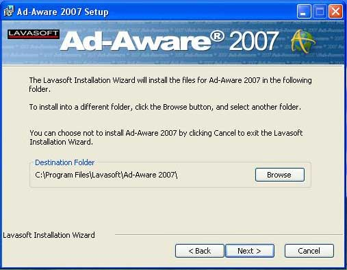 Ad-aware where to install